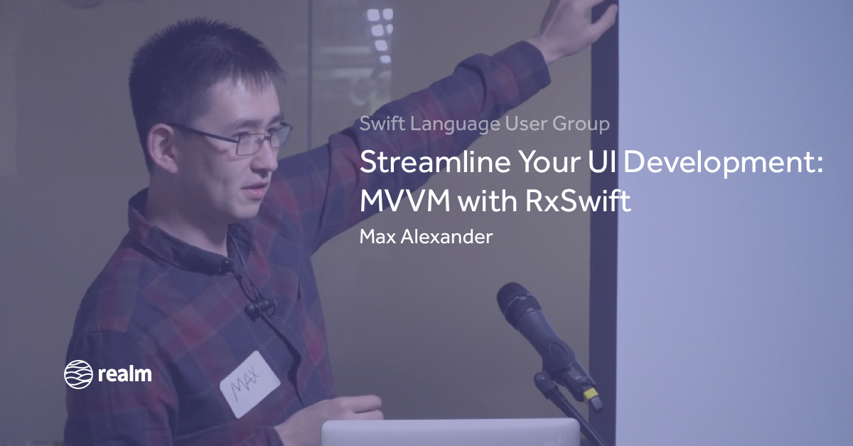 MVVM with RxSwift