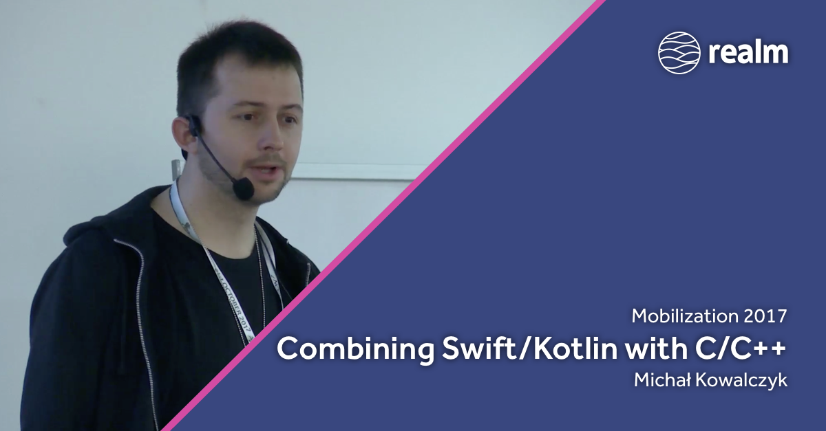 Combining Swift/Kotlin with C/C++