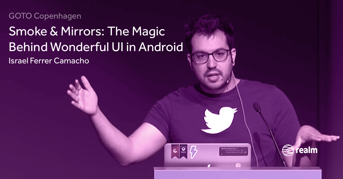 Smoke & Mirrors: The Magic Behind Wonderful UI in Android
