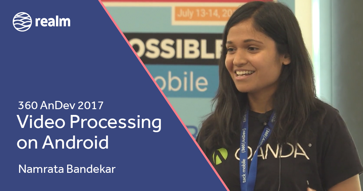 Video Processing on Android
