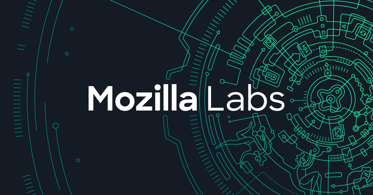 Mozilla Labs || Speech & Voice