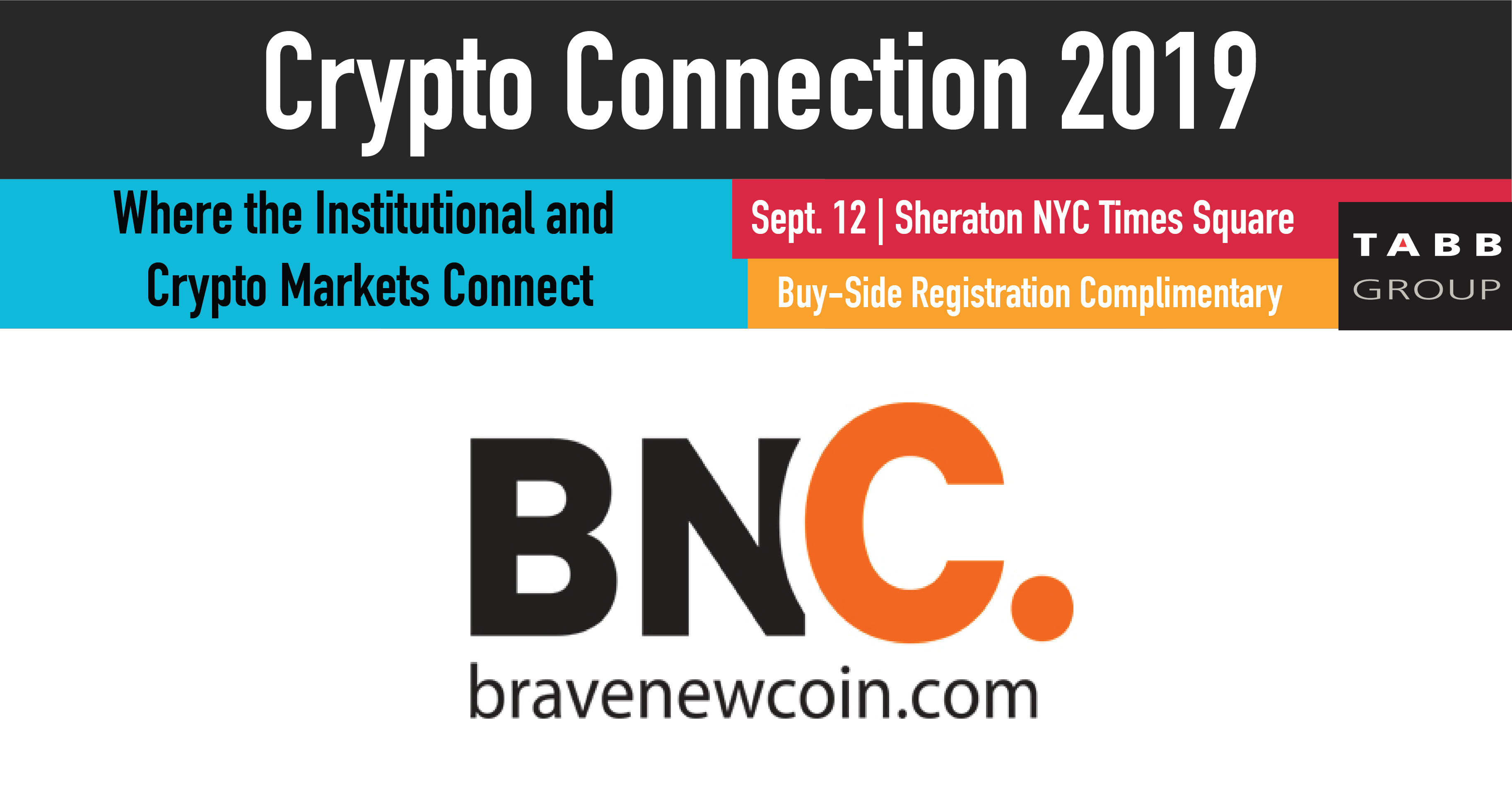 Find Cryptocurrency Events » Brave New Coin