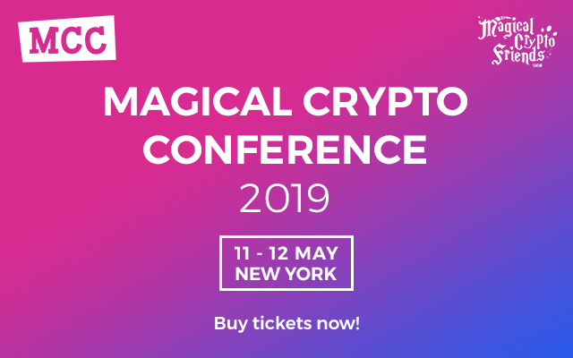 Magical Crypto Conference New York Blockchain Week