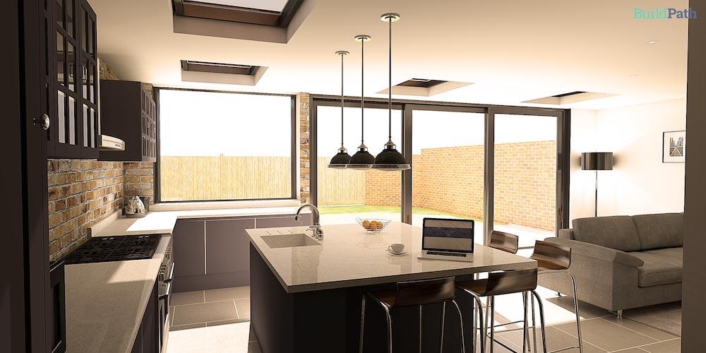 Case Study A Modern Ground Floor Extension