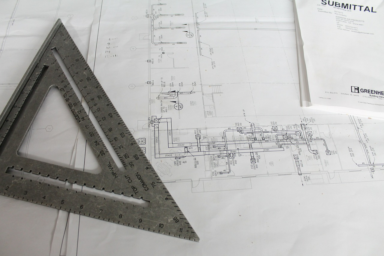 What types of construction drawings do I need for my