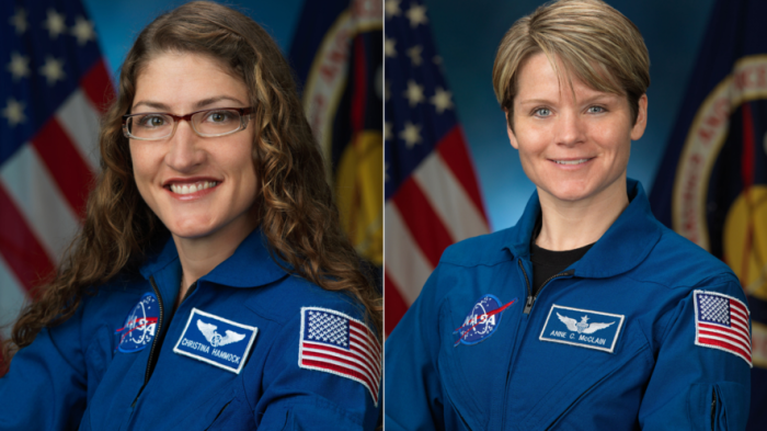 First all-women spacewalk set to take off