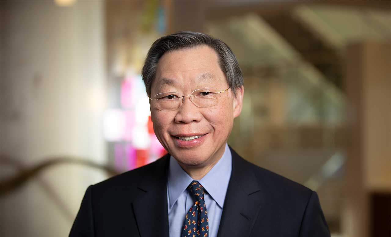 Jackson P. Tai headshot