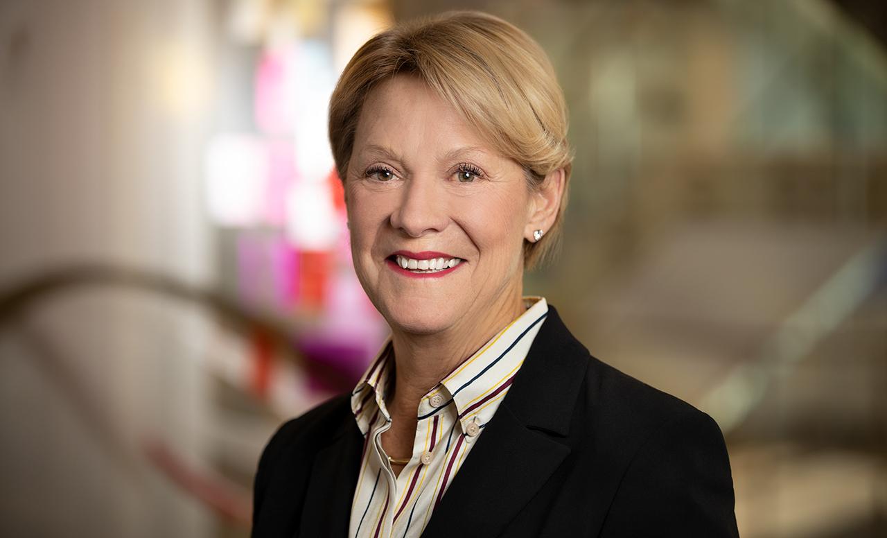 Kathi P. Seifert headshot