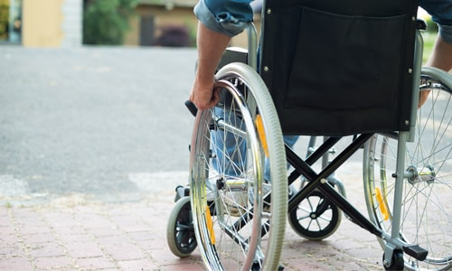 Sidewalks - American Disabilities Act (ADA) Compliance