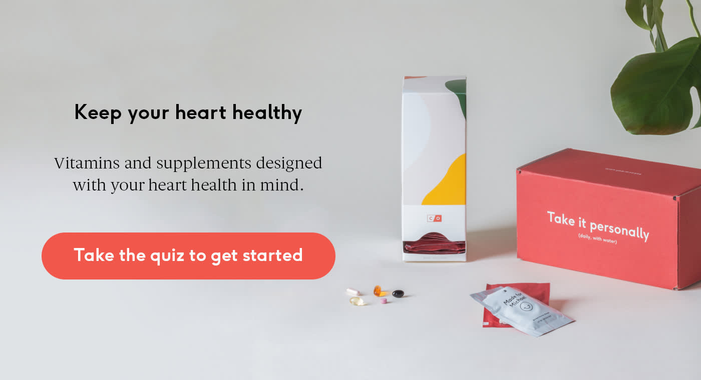 Heart Health Quiz