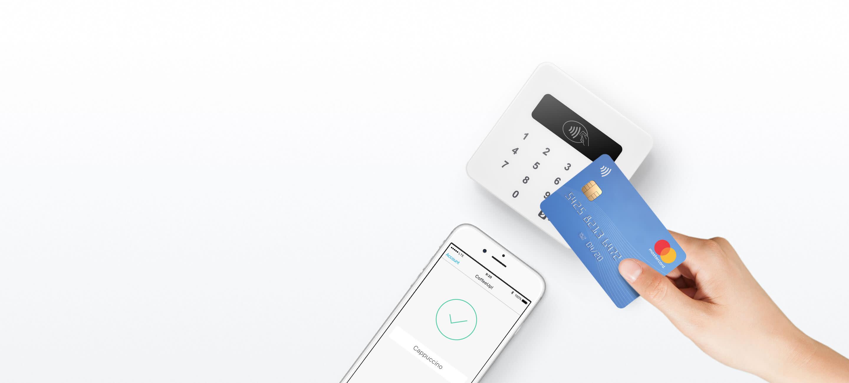 SumUp credit card reader