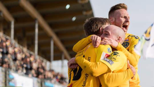 Streama Superettan på C More
