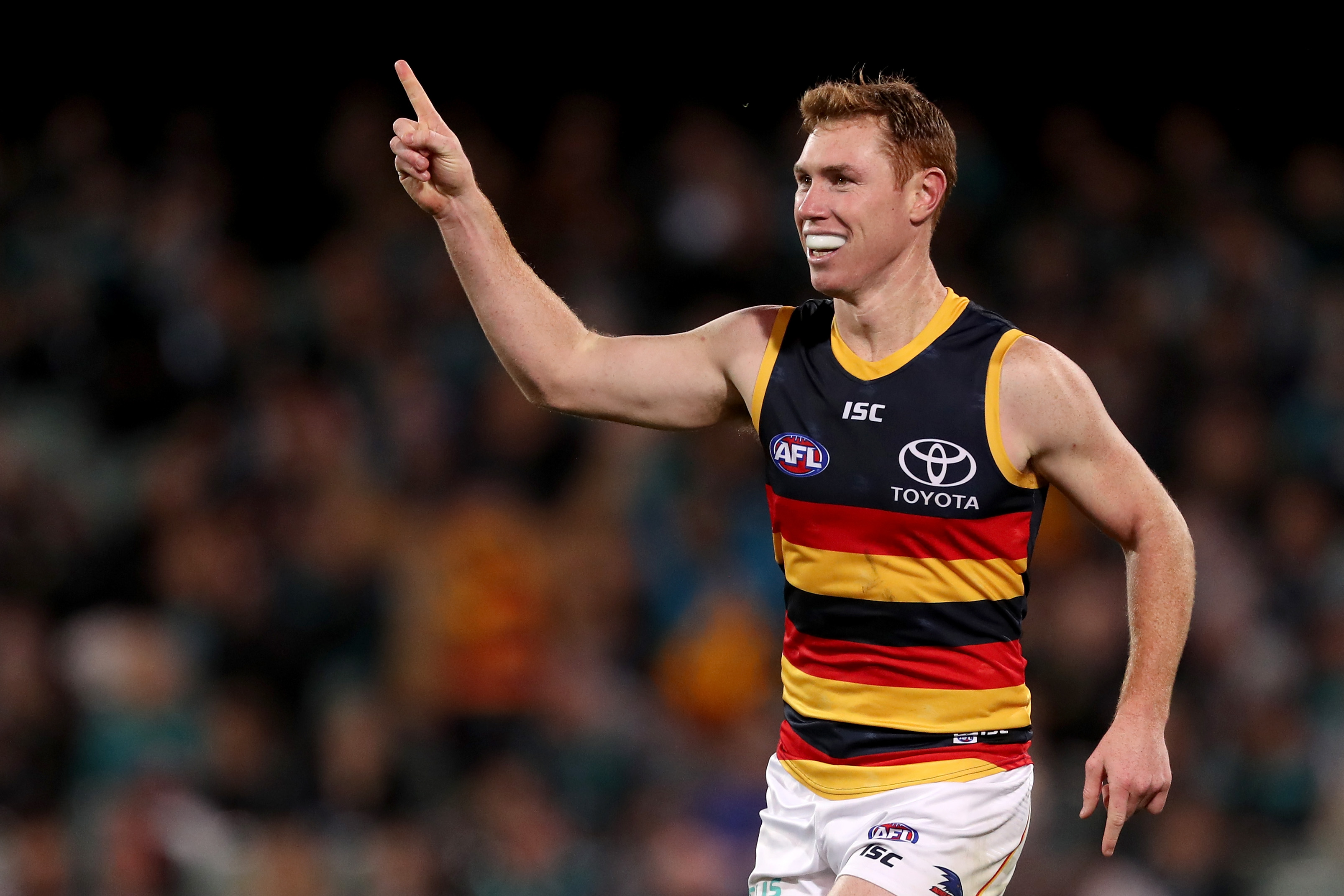 Tom Lynch Adelaide Crows