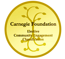 Carnegie Foundation Elective Community Engagement Classification seal