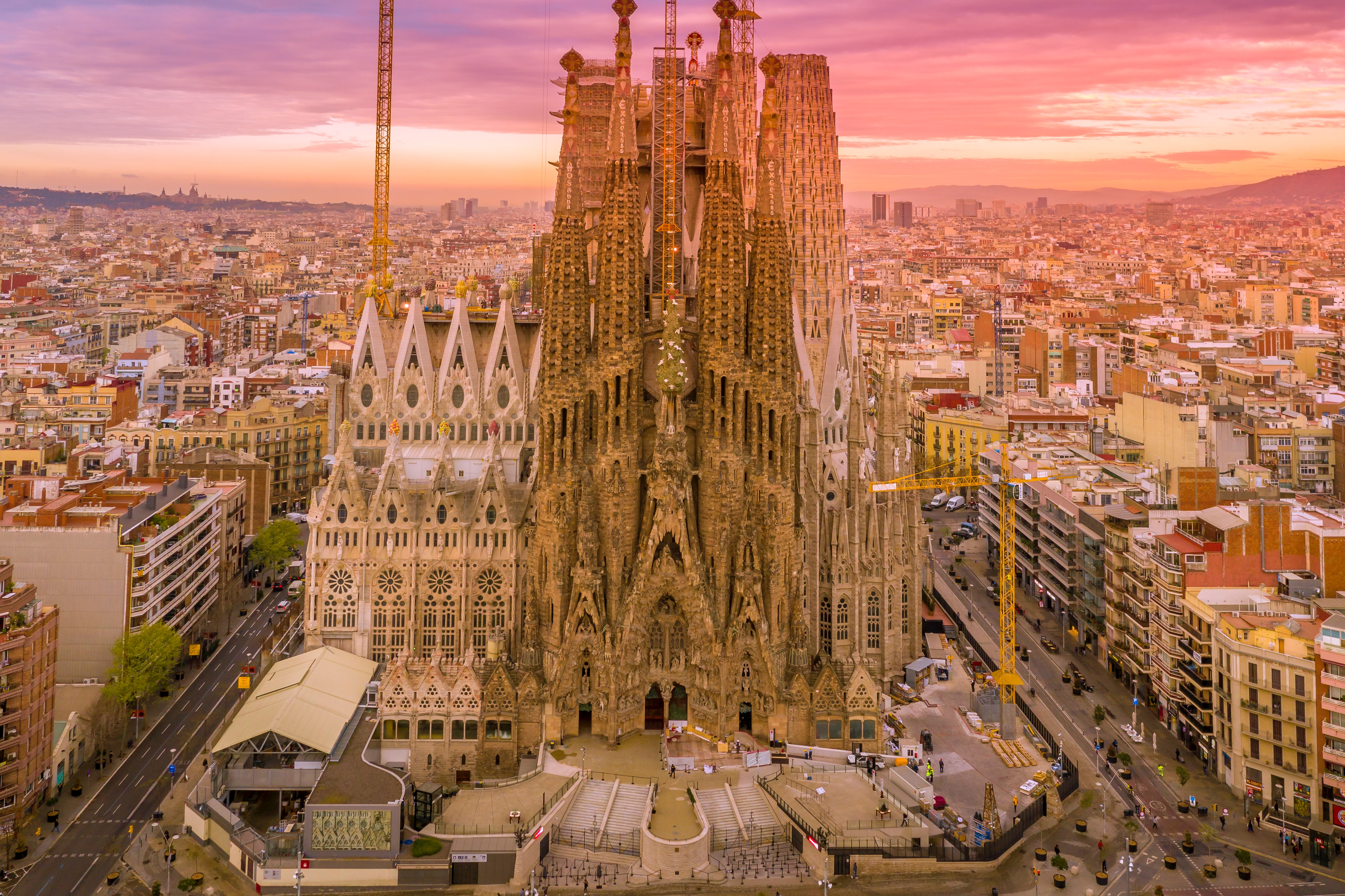 Antonio Gaudí and Barcelona 3