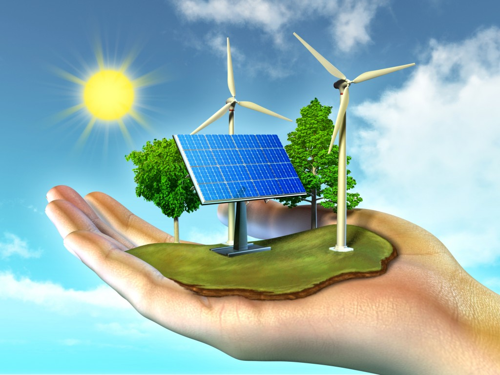 Compare solar energy and wind energy essay