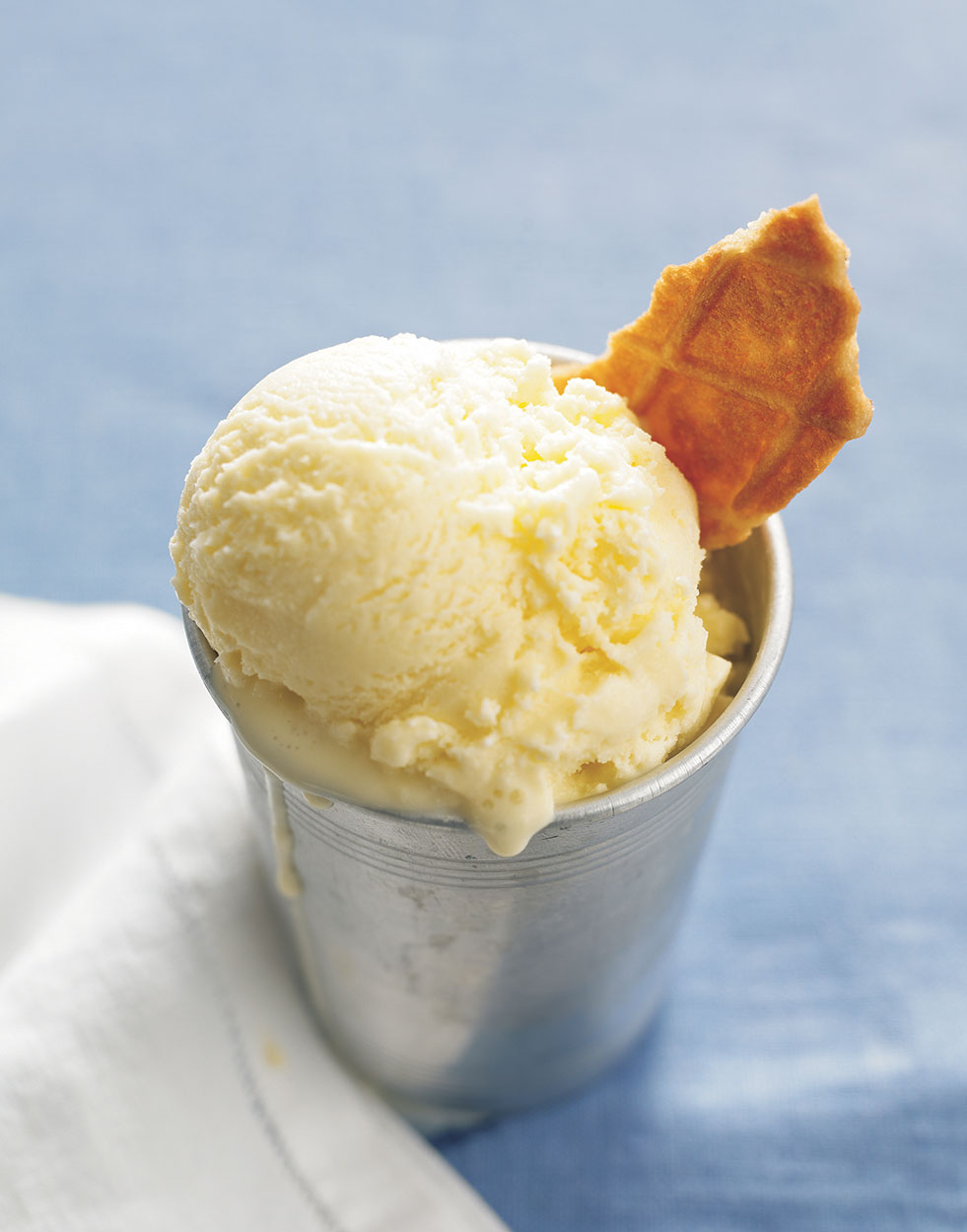 Sweet Cream Ice Cream Recipe