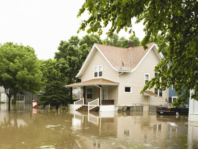 Flood home