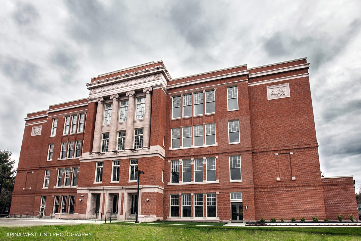 WLCR Washington-HS-front-view