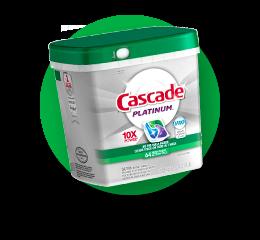 Cascade Platinum Action Pacs