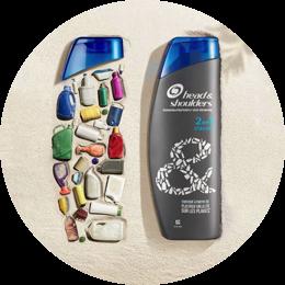 World's 1st Beach Plastic Shampoo Bottle