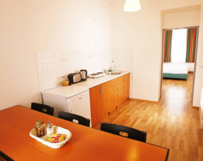 Budget Apartments in Budapest