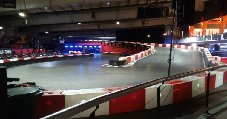 Go Kart BCN Indoor 3