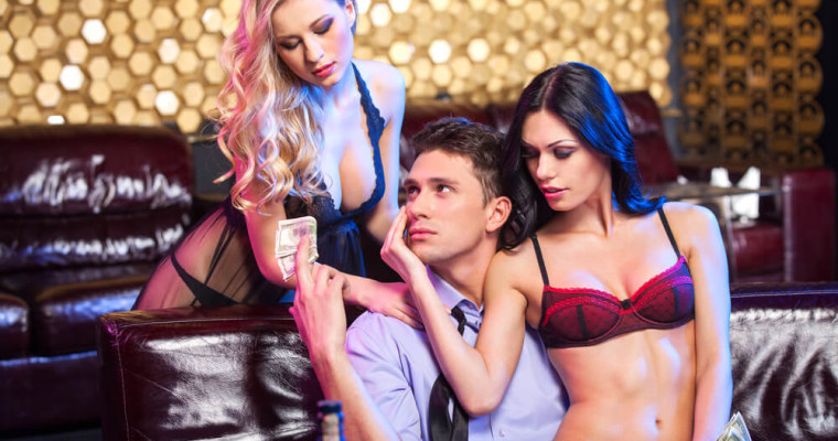 Bar Guide with Strip Club and Drinks Prague