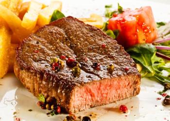 Steak Dinner in Prague on Stag Do