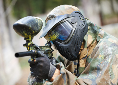 Paintball hollandais
