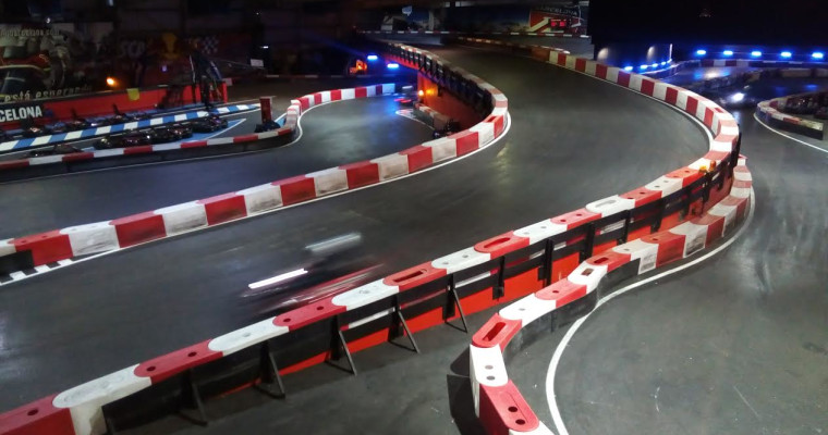 Go Kart BCN Indoor 2