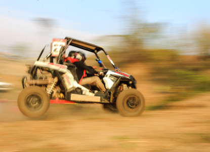 Course de Buggy Cross