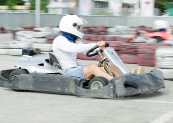 Go Karting in Vilnius - Pissup Stag Do