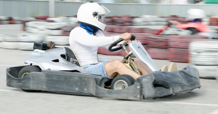 Go Karting in Vilnius - Pissup Stag Do