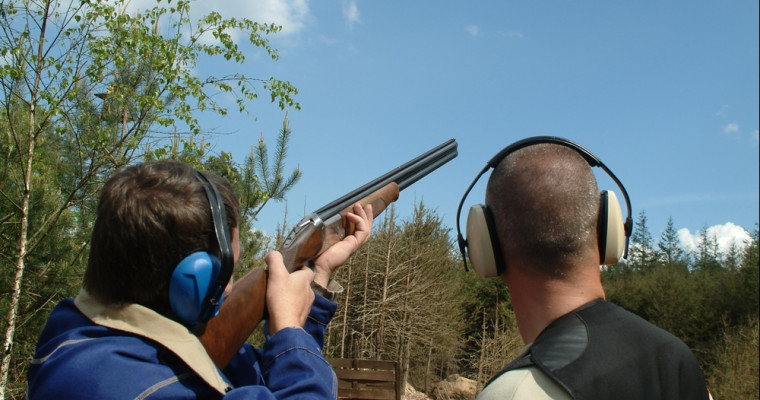 clay pigeon shooting krakow - pissup