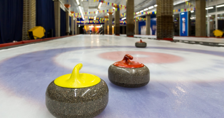 Riga curling - Pissup stag do