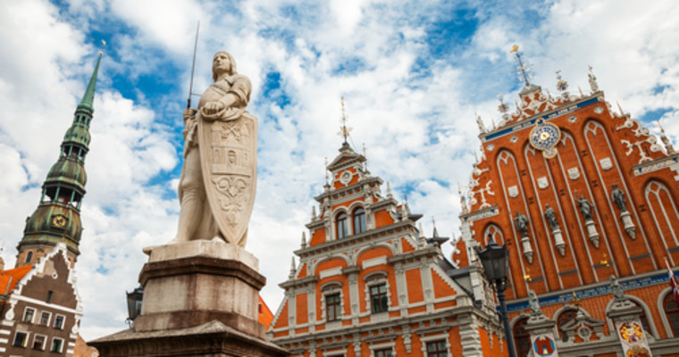 Riga walking tour Pissup - Stag Do