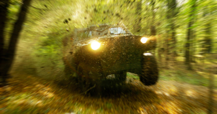 Warsaw 4x4 offroad Pissup Stag Do