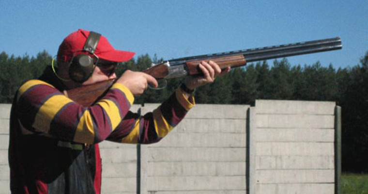 Bratislava Clay-pigeon Shooting Supplied