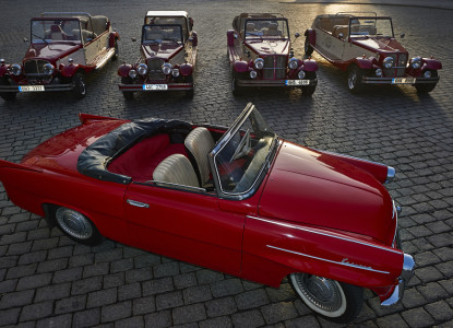 Oldtimer-Sightseeing-Tour
