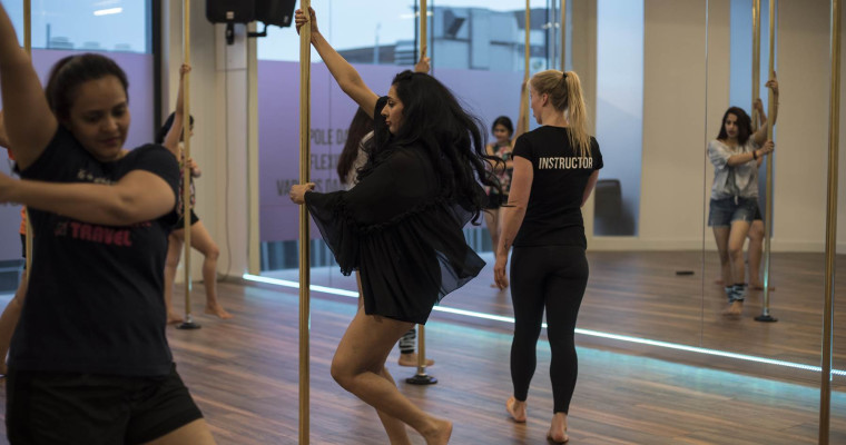 Pole Dancing Workshop Amsterdam