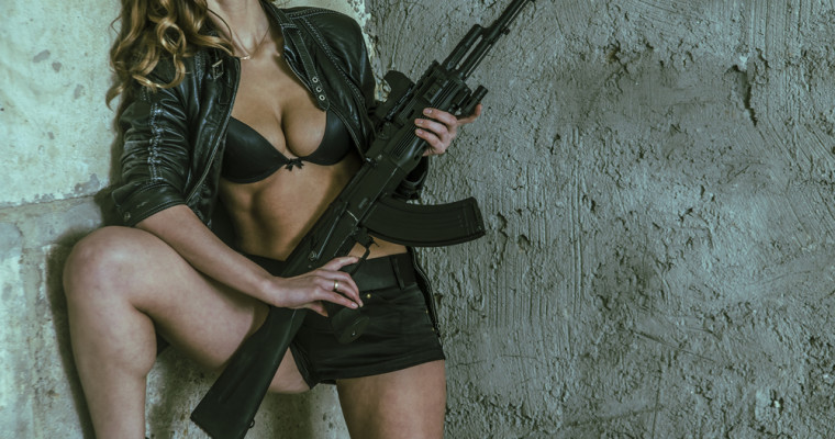 Special forces shooting Gdansk Stag Do - Pissup