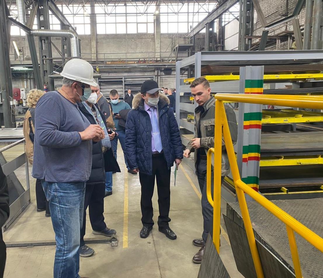 Завод «Самара-Волгоэлектромонтаж» увеличил выпуск продукции в несколько раз