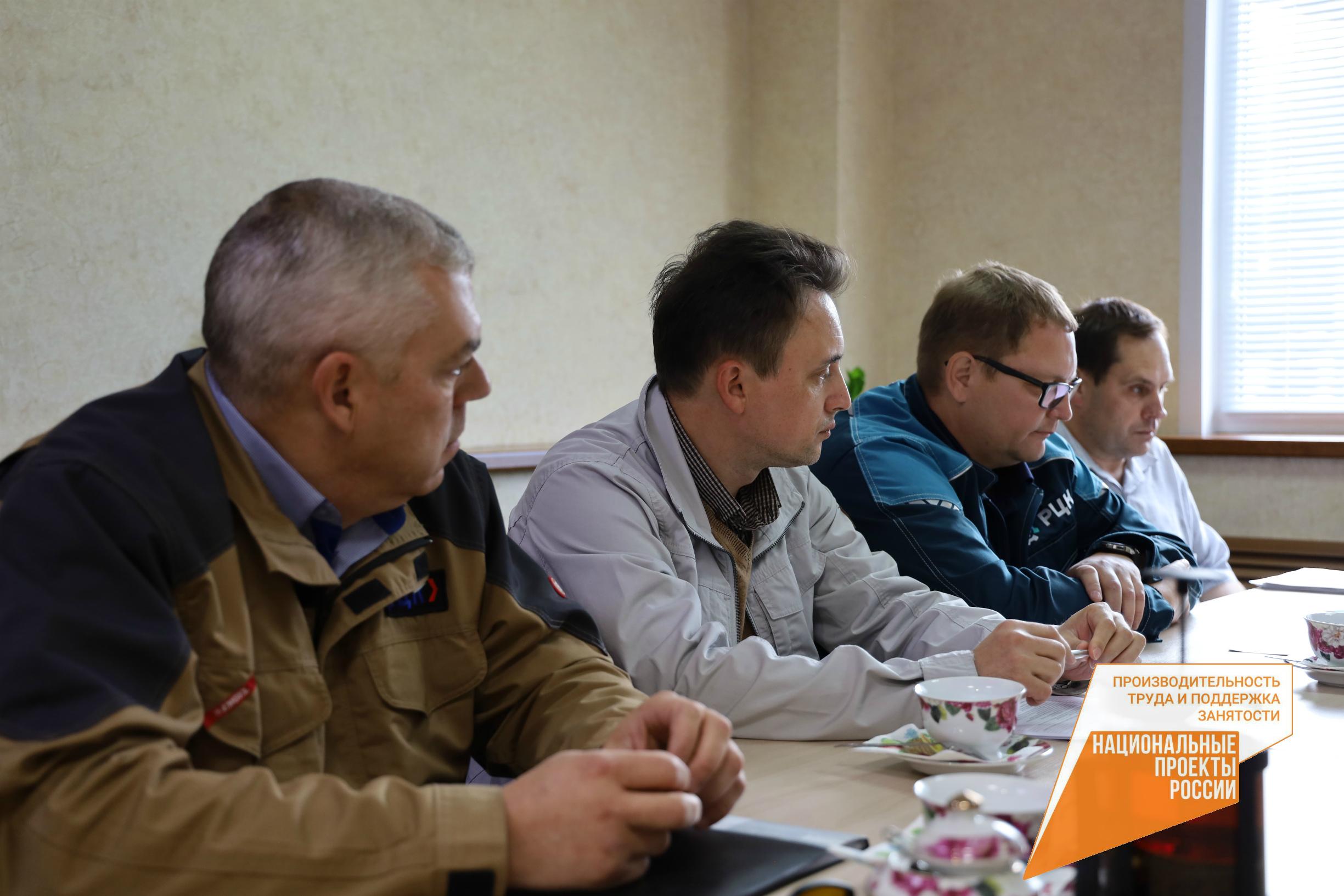 Средний показатель повышения производительности труда по предприятиям Самарской области составил 133%