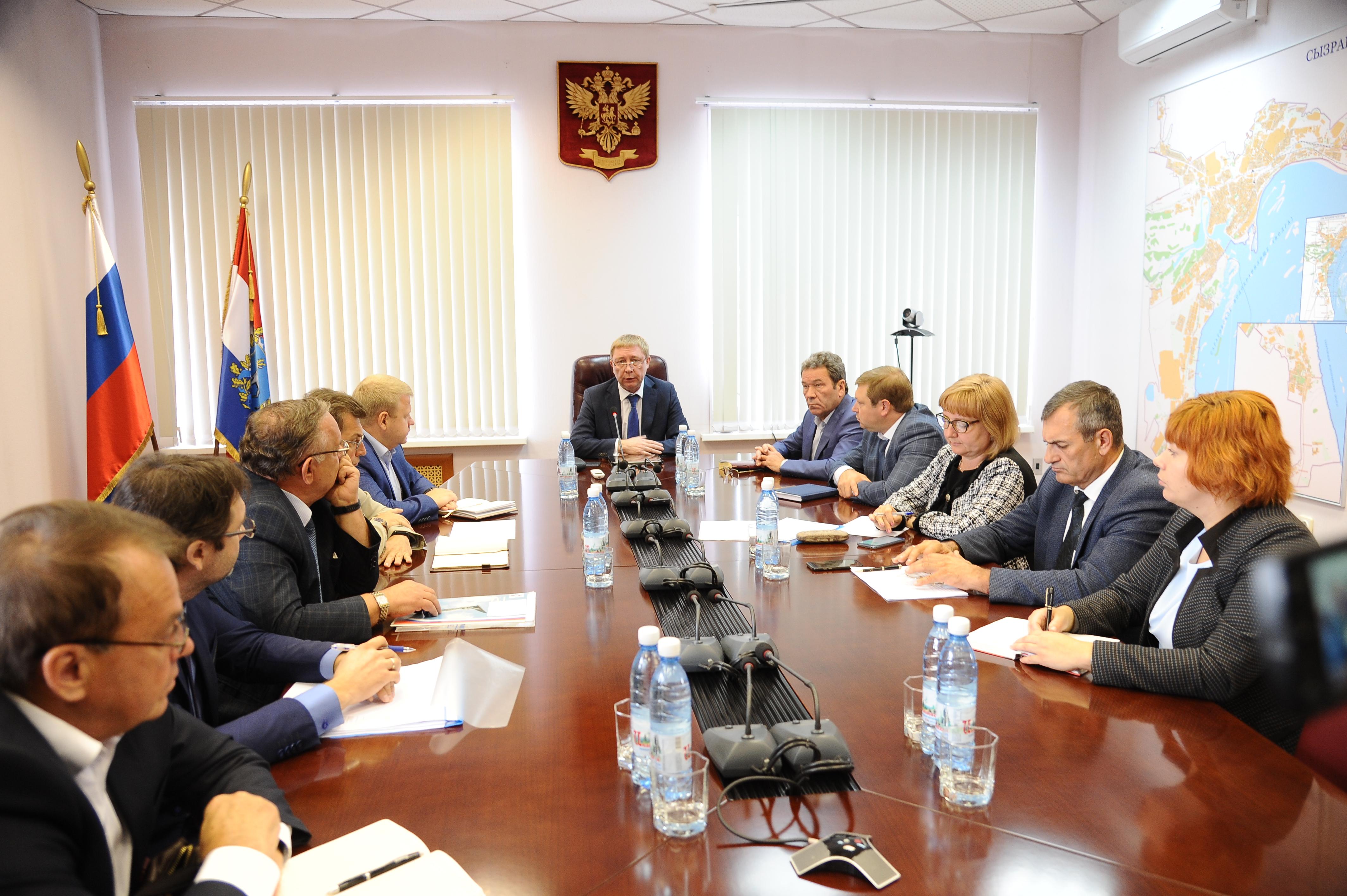 Две производственные компании Сызрани стали участниками национального проекта «Повышение производительности труда и поддержка занятости»
