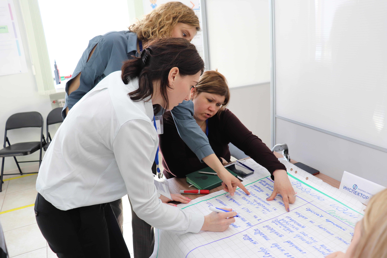В Самарской области бережливое производство внедряется в офисных процессах