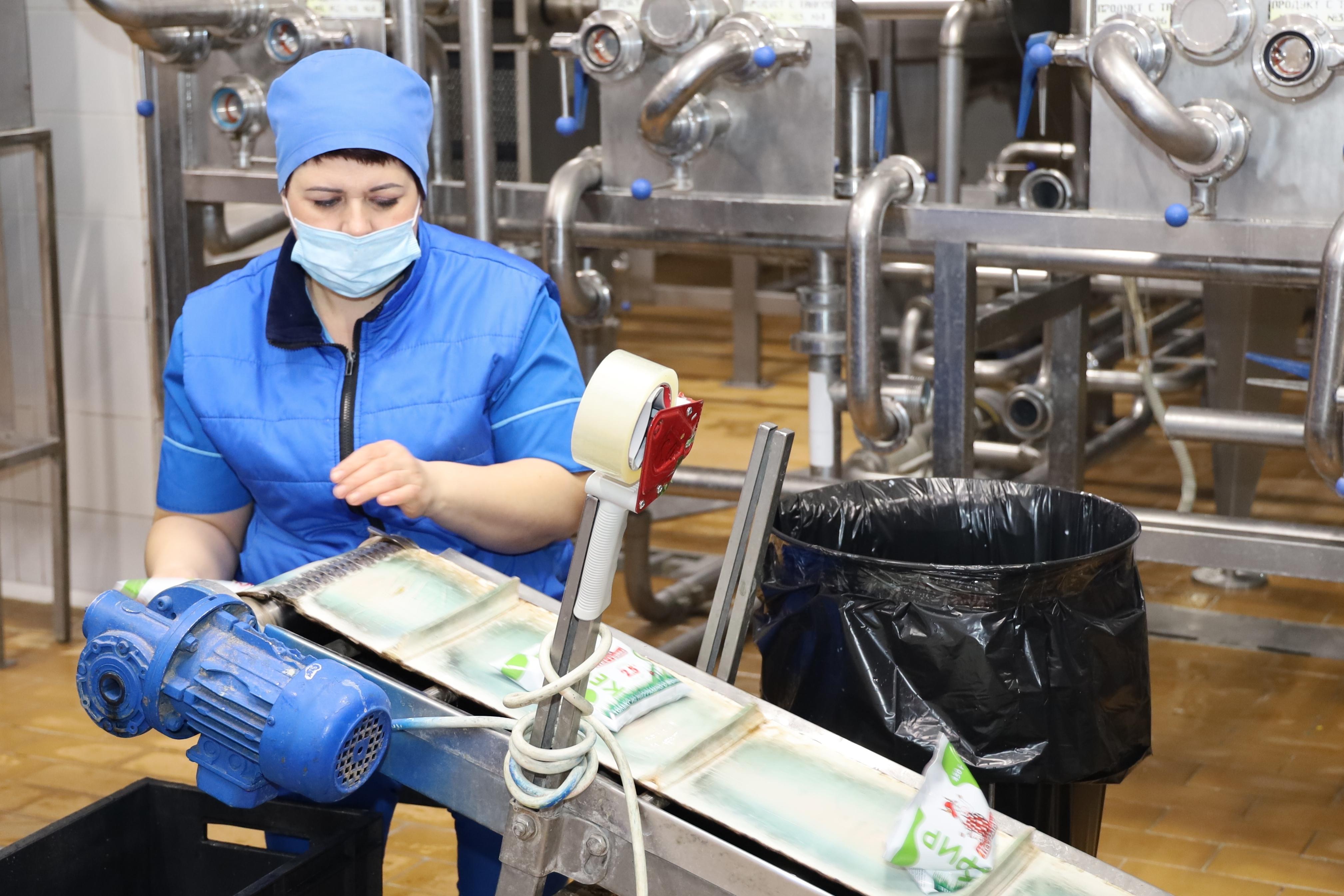 Пестравский маслозавод освоил бережливое производство в рамках нацпроекта «Производительность труда»