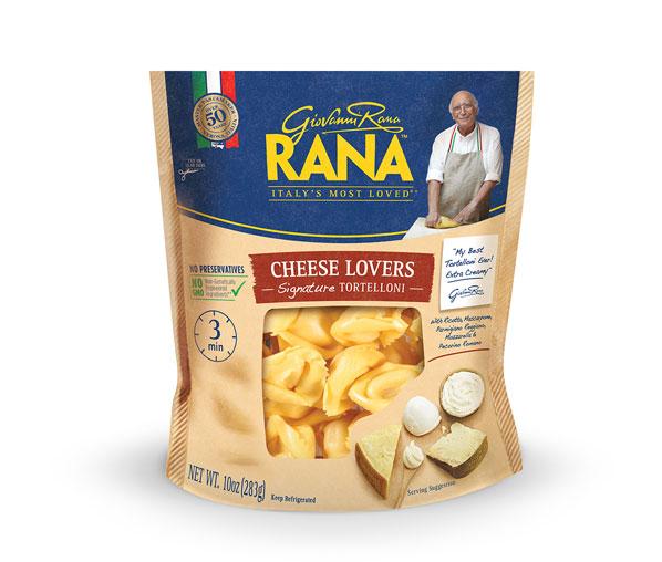 Cheese Lovers Tortelloni - Giovanni Rana