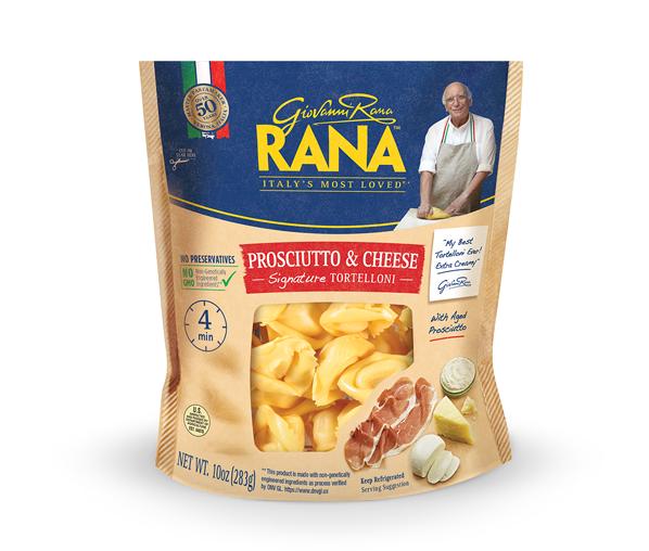 Prosciutto Cheese Tortelloni Giovanni Rana