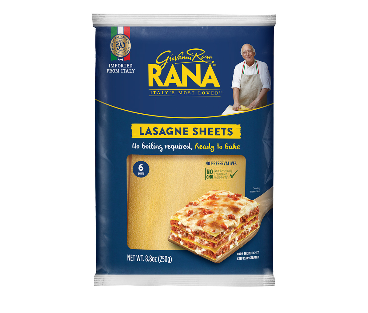 Lasagne Sheets Giovanni Rana
